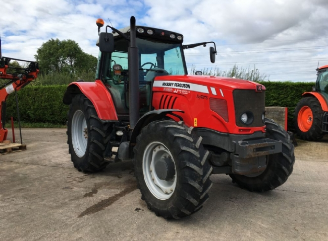 Massey Ferguson MF6480 T3 - SOLD