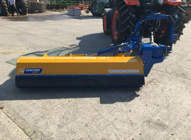 Bomford Turbo Mower 225