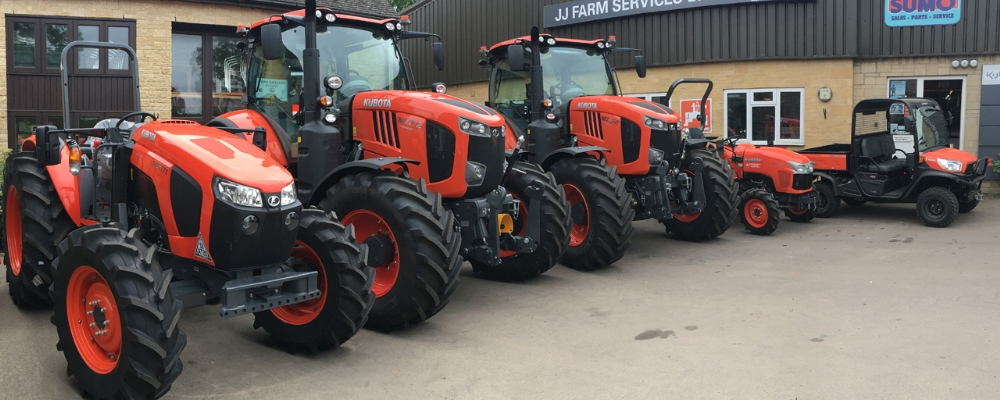 Kubota Offer Comfort With Utility