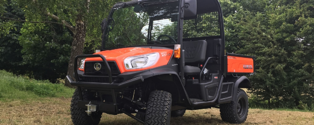 New Kubota RTV X 900 Demo Available