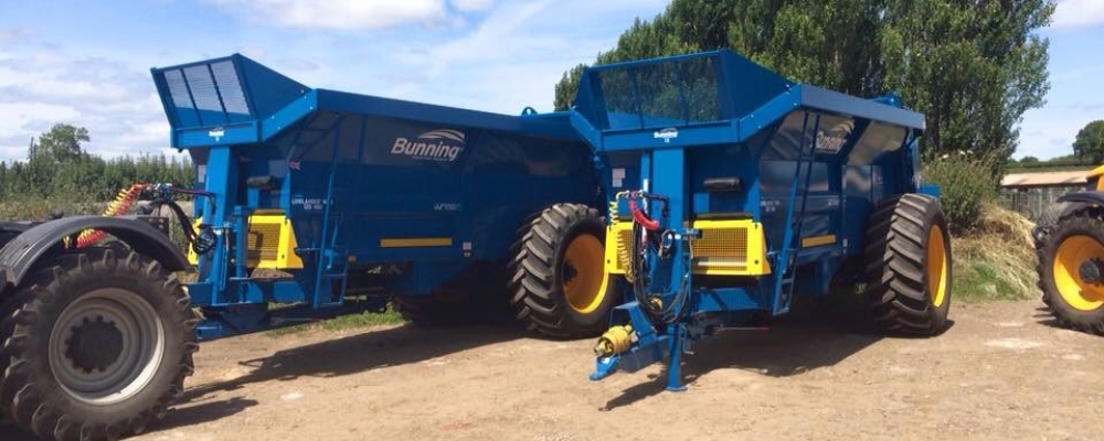 Bunning 105 TVA DEMO AVAILABLE